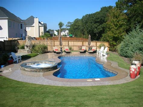 pool patio and spa set deck patio drainage for inground swimming pools 101