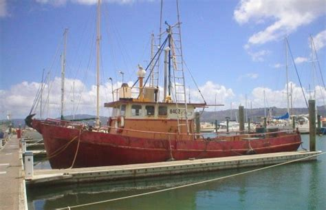Decommissioned Fishing Boats For Sale Uk by