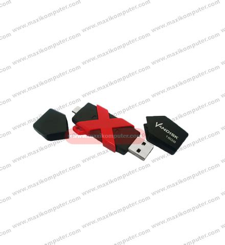 flashdisk vandisk otg 16gb