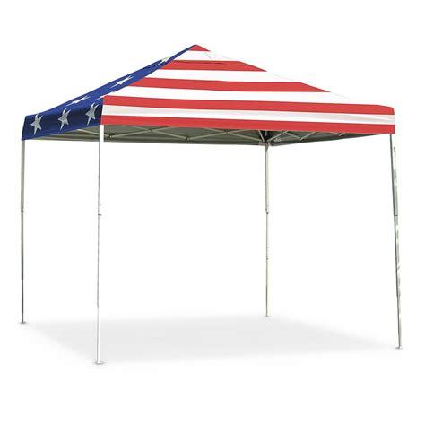 shelterlogic american pride pop  canopy     garage car shelters