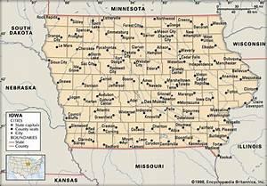 Iowa  Political Features