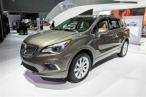 2016 Buick Envision Info, Photos, News, Specs, Wiki
