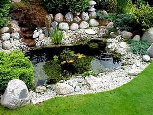 Kleiner Bachlauf Garten : kleiner gartenteich garten pinterest ~ Michelbontemps.com Haus und Dekorationen