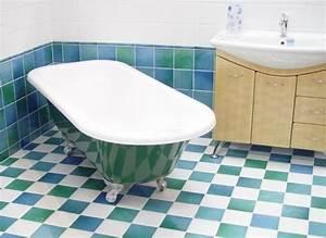 Repeindre Une Baignoire : repeindre une baignoire soi m me toutes les tapes ~ Premium-room.com Idées de Décoration