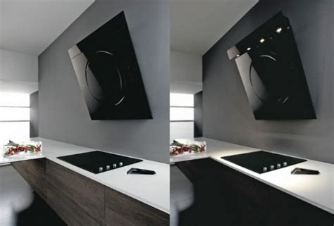 A Stylish Cooker Hood from Elica OM   Freshome.com