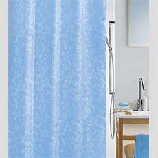 Spirella  Porto  Textile Shower Curtain Clevershower