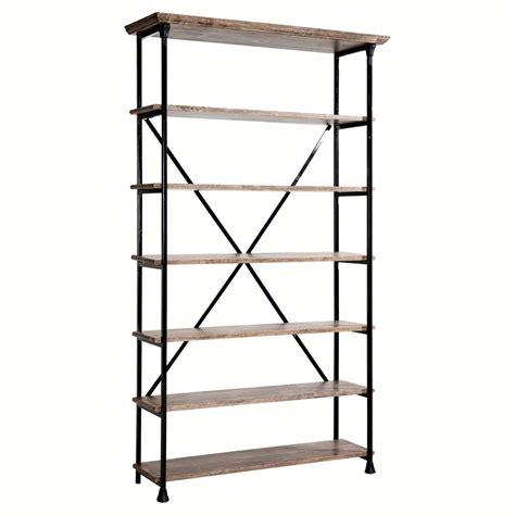 canape la redoute am pm bibliothèque am pm etagère bois et métal koncept am pm
