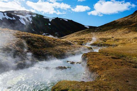 complete guide  icelands reykjadalur hot springs