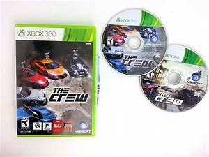 The Crew Xbox 360 : the crew game for microsoft xbox 360 game case ebay ~ Medecine-chirurgie-esthetiques.com Avis de Voitures