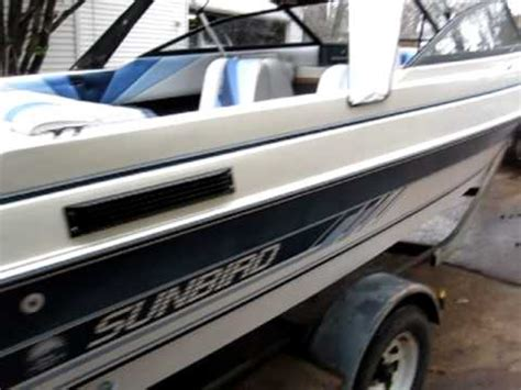 Boat Crash Corsica by Sold 1988 Sunbird Walkaround Inspection