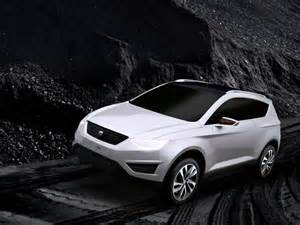seat ibx concept car body design