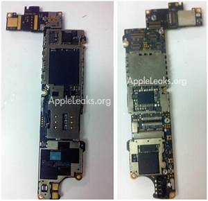Photos Of Iphone 4s  5 Logic Board Suggest A5 Processor