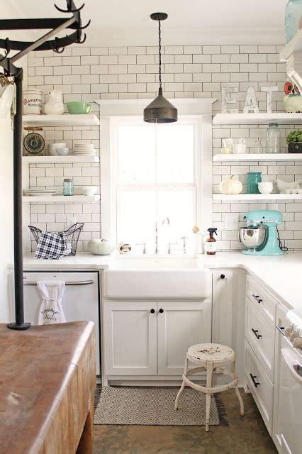 kitchen  incredible  white subway