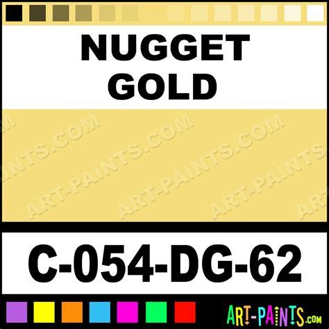 nugget gold deco gloss opaque ceramic paints c 054 dg 62