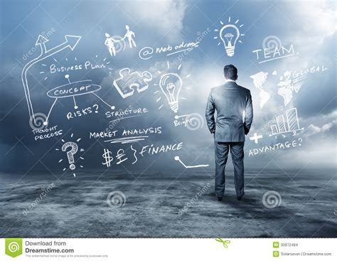 Forward Business Planning Stock Images - Image: 30972484
