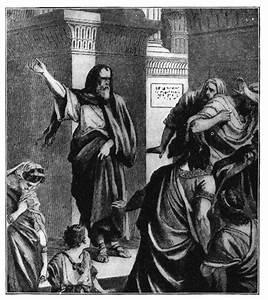 A Biblical Definition of a Prophet – Samuel : The Last ...  Prophet