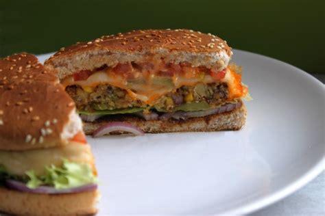 cuisiner un steak burger végétarien steak de légumes sans viande dans 100