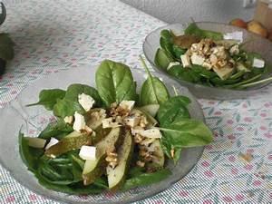Salat Mit Spinat : spinat salat mit birne und blauschimmelk se von glaserberl ~ Orissabook.com Haus und Dekorationen