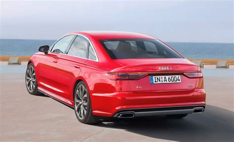 Audi A6 Photo by The 2017 Audi A6 Photos Revealed