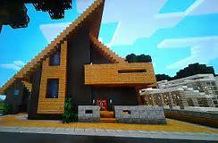 HD wallpapers comment faire une maison moderne dans minecraft xbox ...