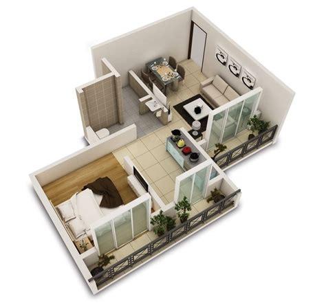 25 One Bedroom Houseapartment Plans 25 one bedroom house apartment plans one bedroom house