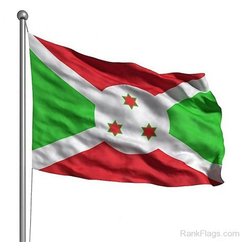 Burundi Flag - RankFlags.com – Collection of Flags