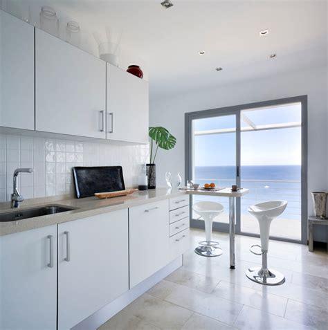 cuisine villa magnifique villa de vacances en andalousie avec vue