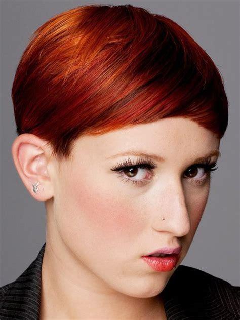 kurze rote haare evntl meine neue