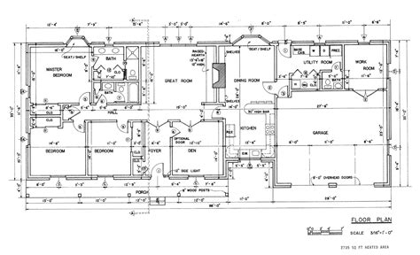 floor plans ranch free country ranch house plans country ranch house floor plans
