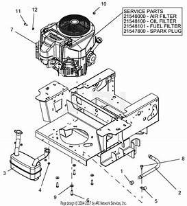 Exmark Lawn Mower Wiring Diagram
