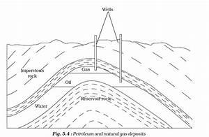 Draw A Line Diagram To Show Petroleum And Natural Gas