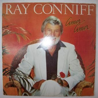 Ray Conniff  Amor, Amor Lp Apesound