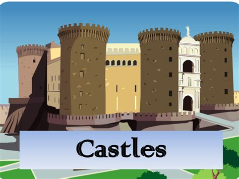 castle structure worksheet  charliers teaching