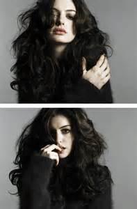 Anne Hathaway Big-Hair