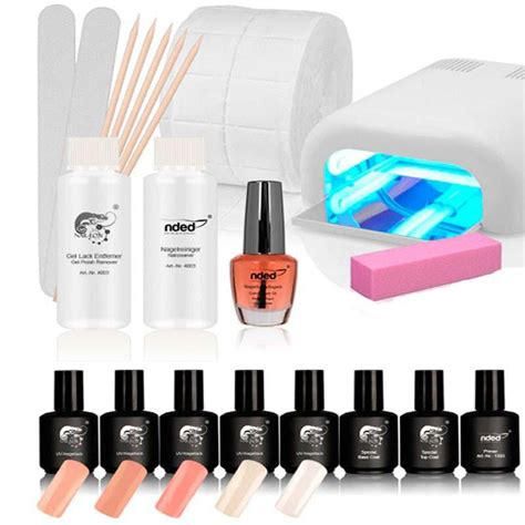 kit french manucure pas cher en vernis semi permanent