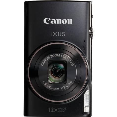 Canon Ixus Wifi Digital Canon Ixus 285 Hs Zwart In S Met Wi Fi Canon