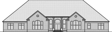 bedroom house plans open floor plan design  sq ft