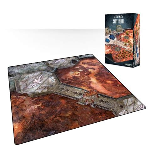 age of sigmar is getting a new battle mat spikey bits