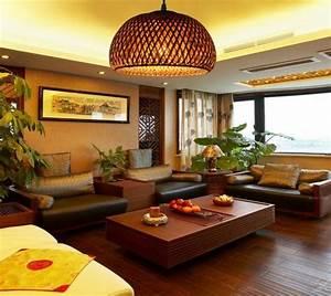 Lustre Design Salon : suspension bambou conseils pour une d co r ussie ~ Teatrodelosmanantiales.com Idées de Décoration