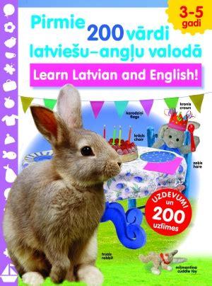 Zvaigzne ABC - Pirmie 200 vārdi latviešu-angļu valodā ...