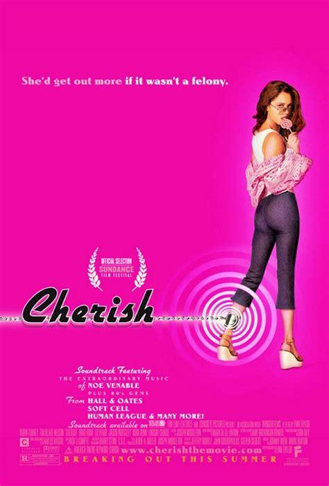 cherish  poster imp awards