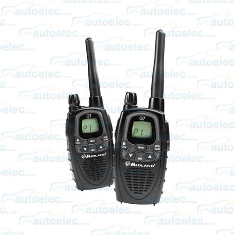 Fram G7 Fuel Filter by Midland G7 Xt A 80 Channel Uhf 3 Watt Handheld Radios