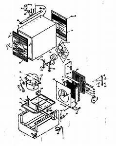 Kenmore Coldspot Dehumidifiers Parts
