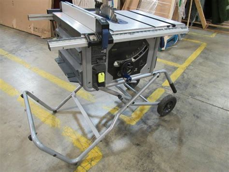 Parts a, b and c make up most contractor table saws have either a 1 1/2 or 2 horsepower motor. Kobalt Contractor Table Saw Fence : Dewalt 8 1 4 In Compact Jobsite Table Saw Dwe7485 Rona ...