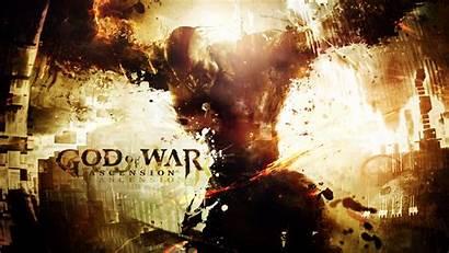 God War Wallpapers Ascension Walldiskpaper Mario November