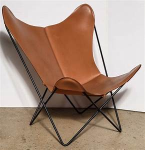Butterfly Chair Original : single knoll style hardoy butterfly chair at 1stdibs ~ Frokenaadalensverden.com Haus und Dekorationen