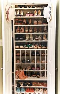 shoe organizers for closets Furniture. Captivating Wooden Shoe Organizer For Saving ...