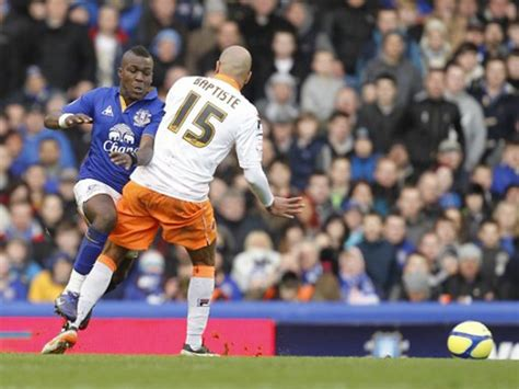 Soccer – FA Cup – Fifth Round – Everton v Blackpool ...