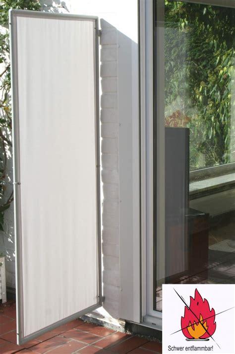 paravent balkon in und outdoor paravent flexi 1 sichtschutz für garten terrasse und balkon ebay