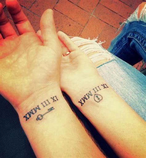 tatouage en commun couple